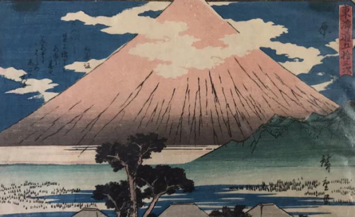 浮世繪歌川派名作金陵展出,還原江戶時代民俗風貌
