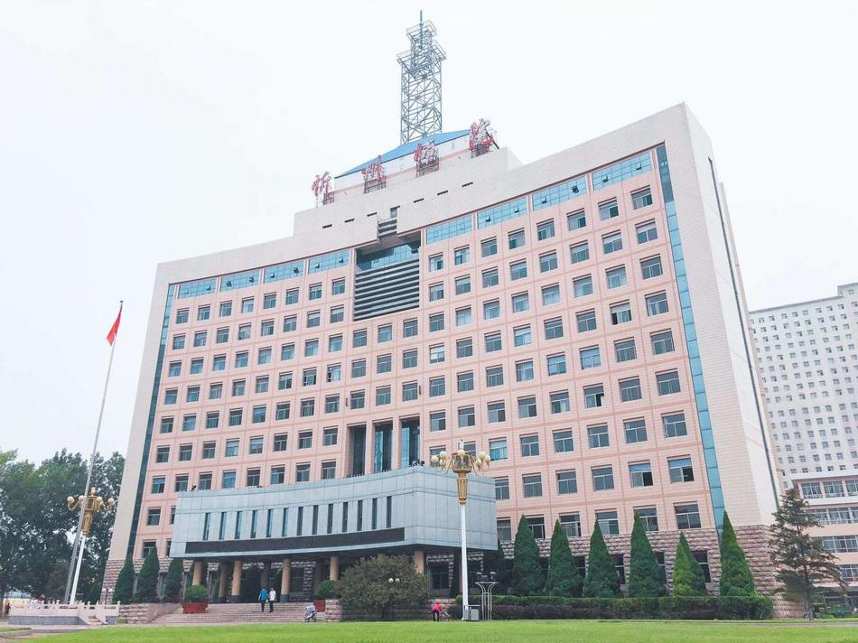 忻州师范学院。图片来源于网络