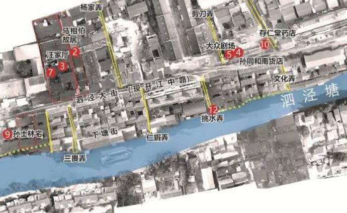 古鎮再生|在松江泗涇,尋找徽商孫士林的生平行跡