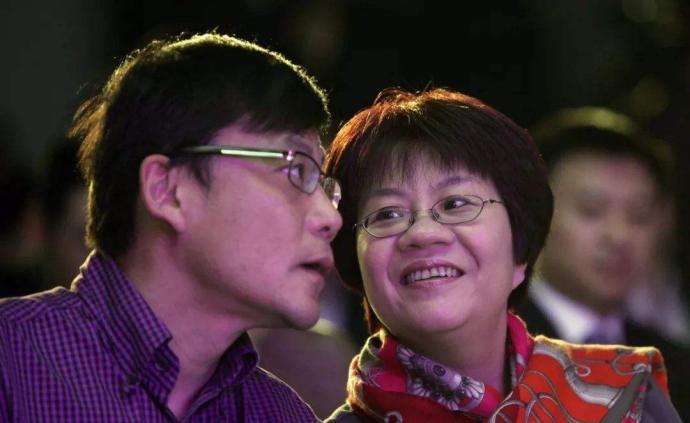 李國慶俞渝事件背后的夫妻創始人之爭