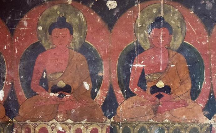 故宮院刊︱西藏當雄縣羊八井寺早期壁畫遺存初探