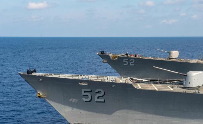 南部戰區回應美艦非法闖我西沙領海:嚴重違反有關國際法準則