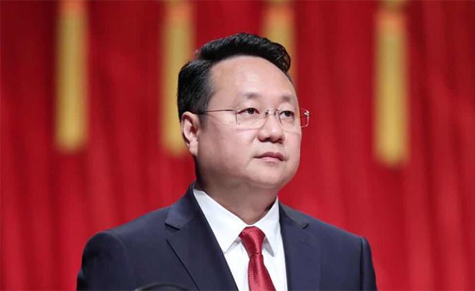 王綱當選浙江省湖州市人民政府市長
