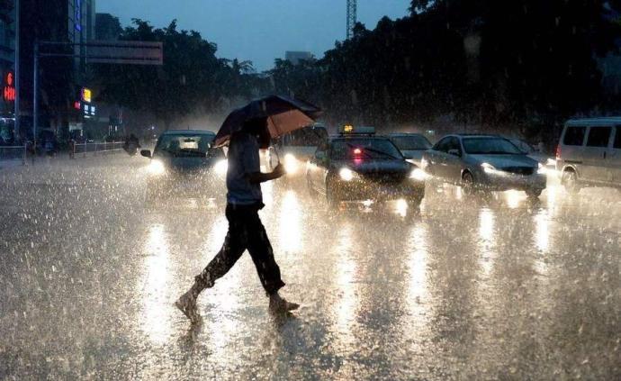 中國氣象局:5月上旬贛閩湘等地短時強降水頻次較高需防范