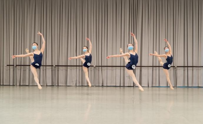 朱潔靜談舞蹈演員考核:一年一次,要把自己打回原形從零開始