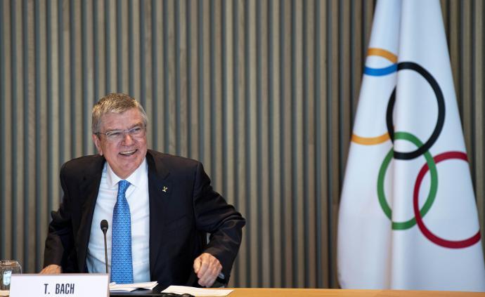 巴赫:國際奧委會將分擔東京延期費用,探索電競入奧可能性