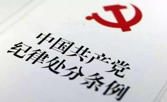 合肥市政協黨組原副書記、副主席華艾公款旅游被黨內嚴重警告