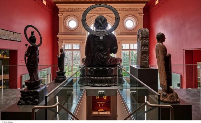 赛努奇亚洲艺术博物馆馆长易凯:在欧洲呈现最独特的亚洲馆藏