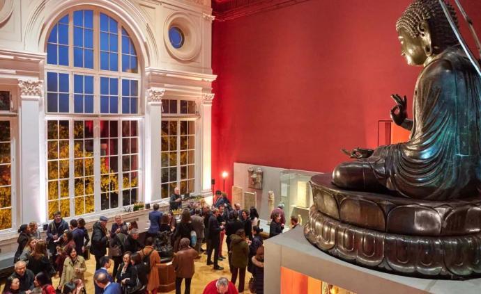 赛努奇亚洲艺术博物馆馆长易凯:构建一条理想的观展路线
