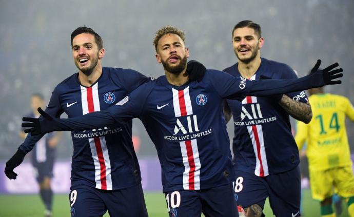 體壇聯播|法甲結束大巴黎奪冠,多家球隊不滿起訴法國足協