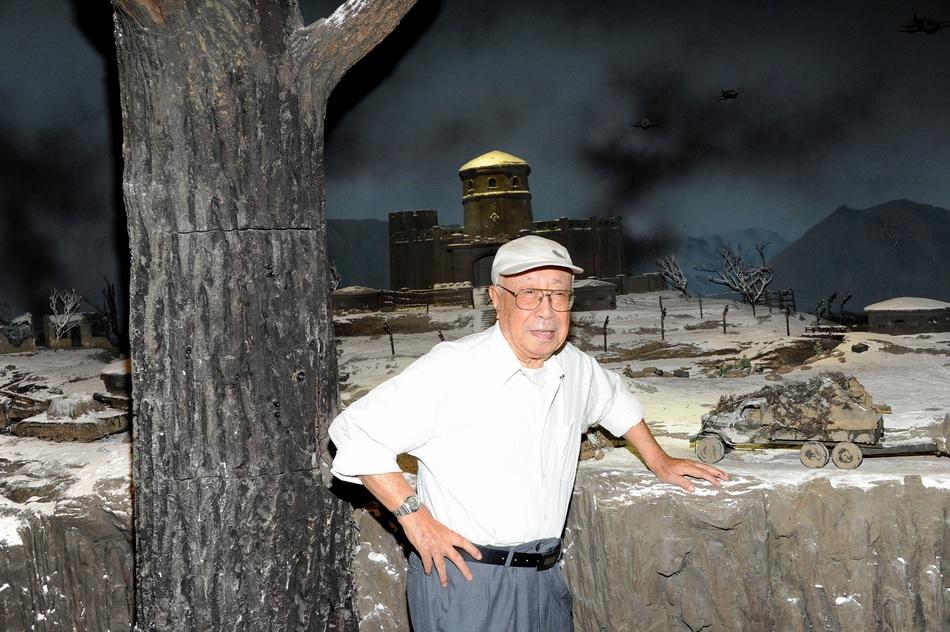 电影表演艺术家刘江。 视觉中国 资料图