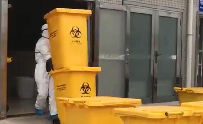 衛健委:補齊縣級醫療廢物收運短板、收運能力應向農村延伸