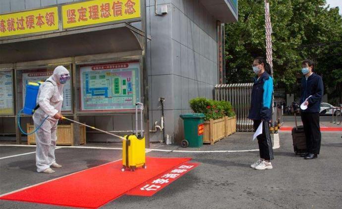 湖北襄陽:全市所有學校增設健康副校長,從醫療衛生機構選聘