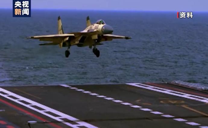 遼寧艦航母阻攔機:3秒內讓時速250公里20噸艦載機著艦