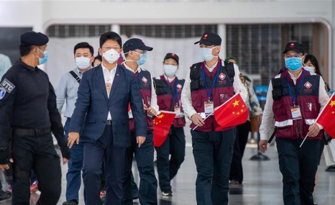 國家衛健委:中國已向16國派出共149人的醫療專家組