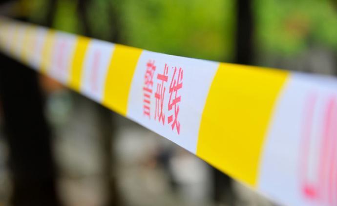 山東廣饒一輛重型貨車與一輛面包車相撞,致4死3傷