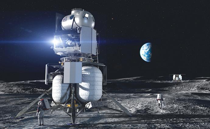 NASA開出近10億美元大單,3家私企為登月設計著陸器