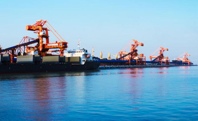 國家能源集團黃驊港務公司完成首次散貨港口自動化裝船作業