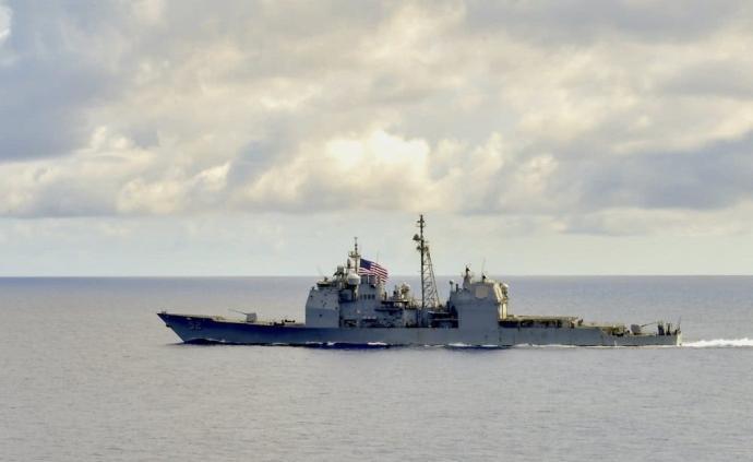 觀察|美軍在南海挑釁頻次增加,展示軍事存在卻難掩色厲內荏