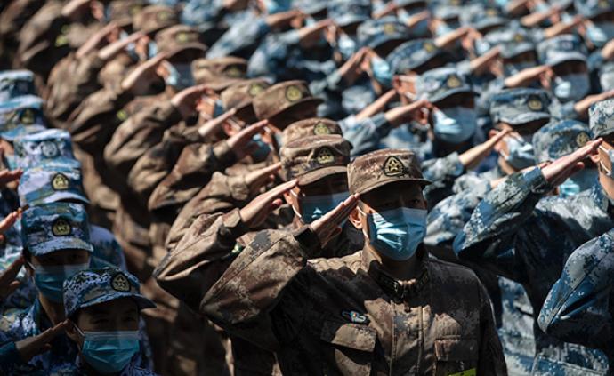 國防部:軍隊支援地方抗疫斗爭取得重要成果