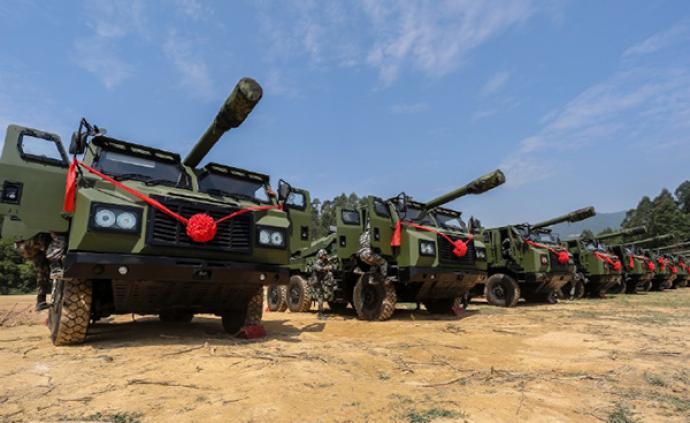 講武談兵|181式車載炮服役,我軍炮兵將迎來飛躍式發展