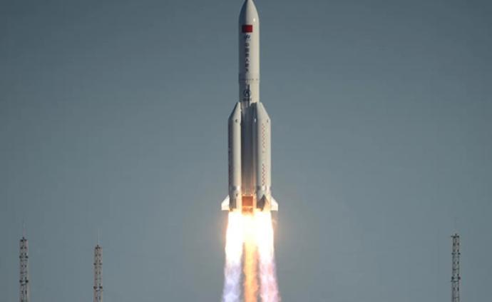 長五B火箭首飛成功創紀錄,中國載人空間站建設拉開序幕