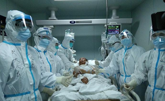 一度命在旦夕的武漢新冠患者肺移植成功:用了62天ECMO