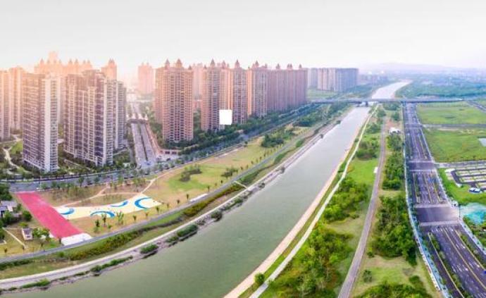 """建設花園城市,江北新區打造人才""""不想走""""的南京新主城"""