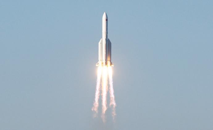"""""""胖五""""家族迎新,長征五號B運載火箭首飛有三大看點"""