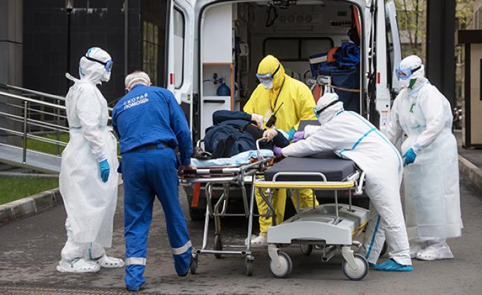 全球疫情早報|國外確診363萬例,美國病亡超7萬例