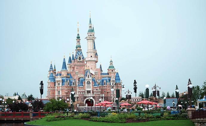 上海迪士尼樂園全球率先重啟,背后有什么作為支撐?