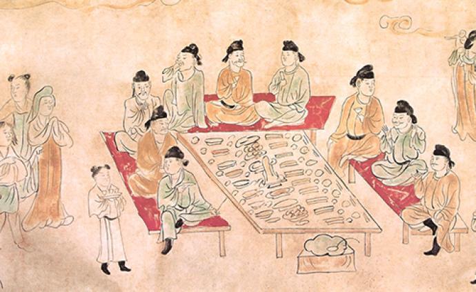 專訪|歷史學家王晴佳:中國歷史上的分餐和合食