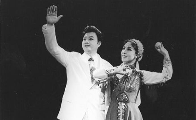 新中国第一代舞蹈家、著名歌唱家胡松华之妻张曼茹去世