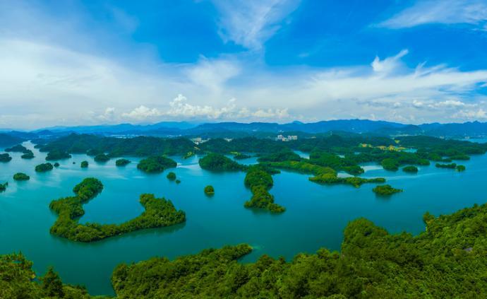 尋?景| 每日限流2萬人,提前預定相約千島湖
