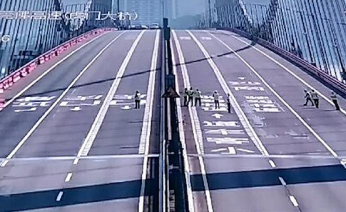 馬上評|公共安全這條底線,不能隨著大橋一起晃動