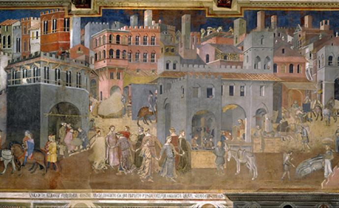 1630年佛羅倫薩瘟疫:社會交換的隱喻(下)
