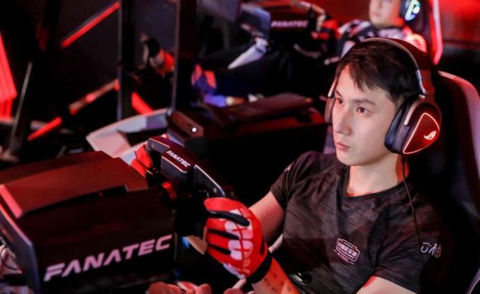當F1邂逅電子競技,中國賽車人有了逐夢新選擇