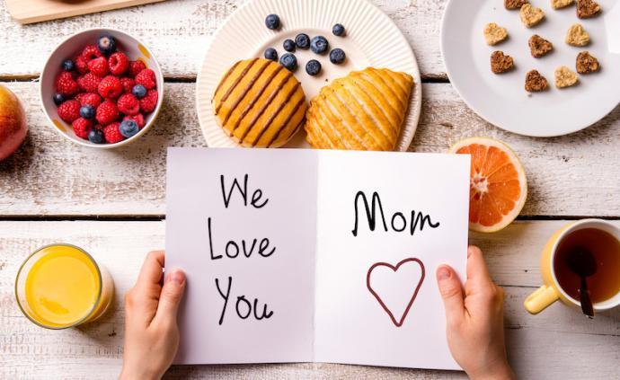 母亲节| 与妈妈共享下午茶