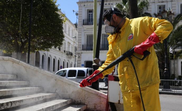 中東疫勢丨抗議暫止,但疫情過后阿爾及利亞還能免于動蕩嗎?