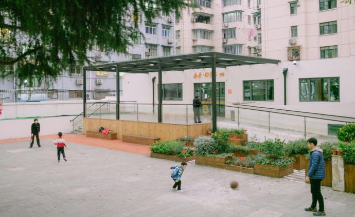 社区更新·展 上海邻里汇①:除了老年活动室,还有啥