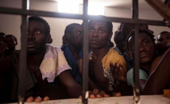 前线视野|摄影师:世界对利比亚奴隶交易视而不见