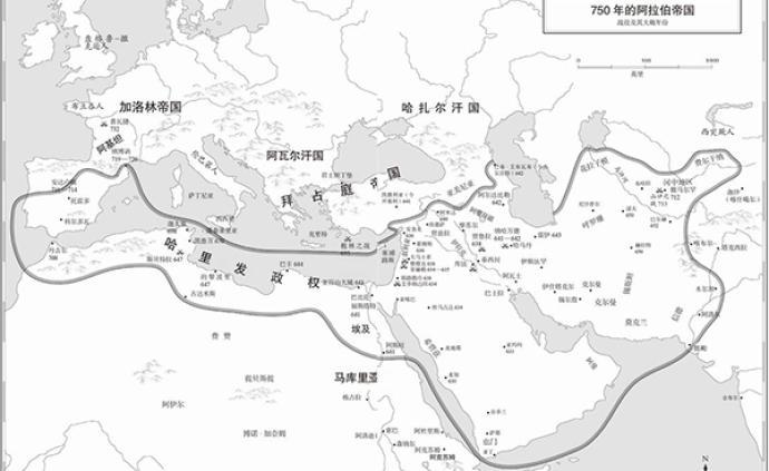 大征服:阿拉伯帝國何以征服后羅馬世界?