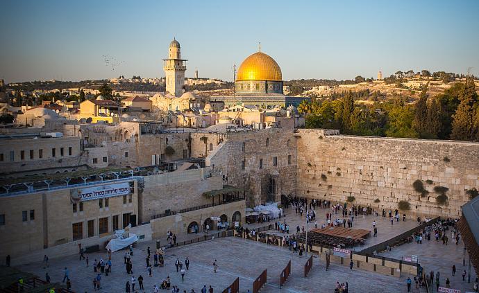 """以色列宣布""""四步計劃""""有序解封,""""哭墻""""本周開始對外開放"""