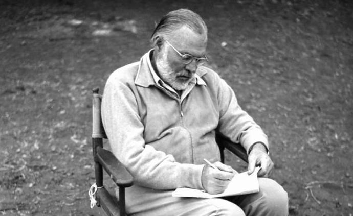 杨照:海明威心目中的小说家排行榜