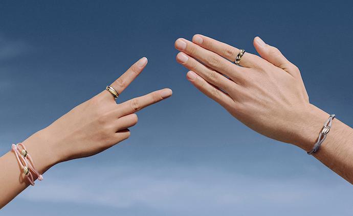 指間傳情,告白密語