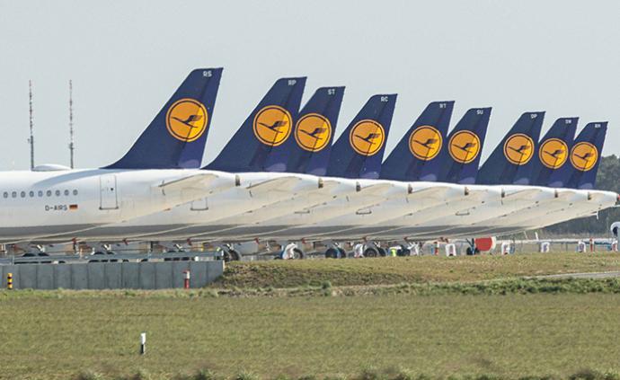 汉莎航空逐步恢复部分航班,预计6月底复飞130个目的地