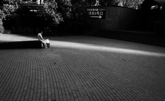 攝影記疫|許海峰:每一幅陰沉的畫面,都是對晴朗的渴望