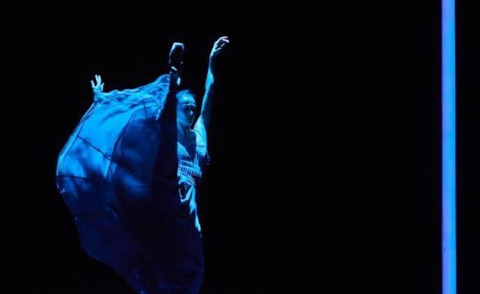 上海芭蕾舞團聯排《起點Ⅲ》,辛麗麗:看著隊伍緊起來