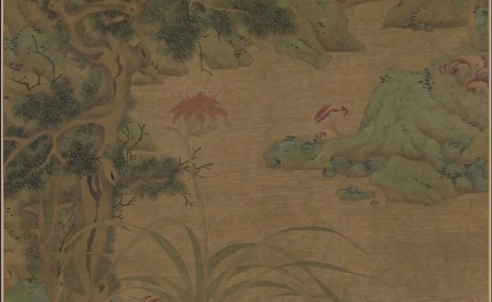 国际博物馆日|文徵明巨幅《五瑞图》仅展三日,晒宝也是雅集