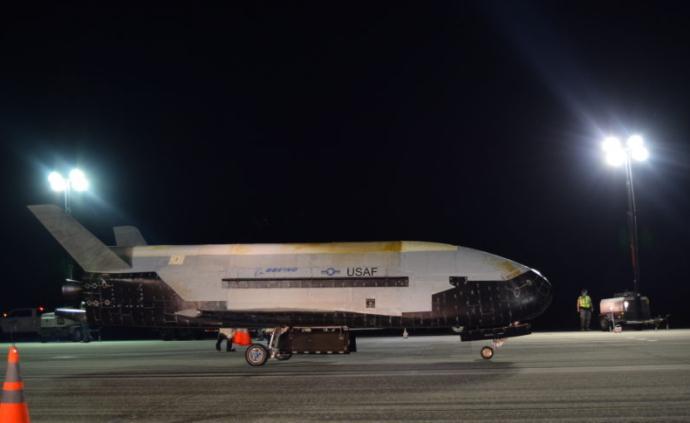 """X-37B第六次升空測試,美空軍""""黑科技""""或可成空間武器"""